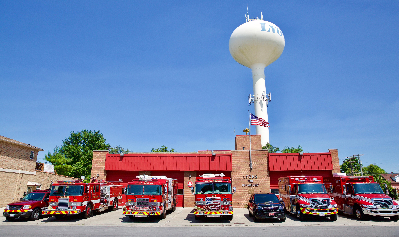 Lyons Fire Station